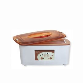 GiGi Professional Paraffin Bath With Digital Controls and lid.