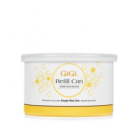 Front of GiGI Refill Can.