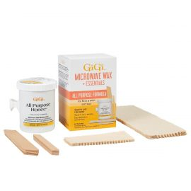 GiGi, All Purpose Honee Microwave Wax & Essentials