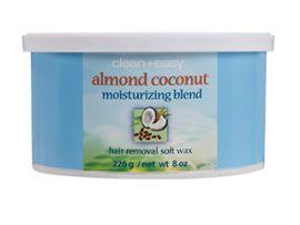 Almond Coconut Wax